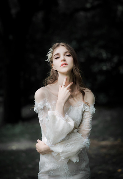金伯利钻石戒指之花朵