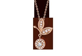金伯利钻石项链《百花女神》