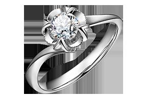 金伯利钻石钻戒《喜·悦》