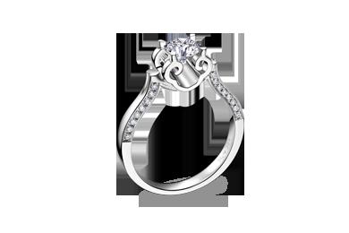 金伯利钻石戒指致爱时间