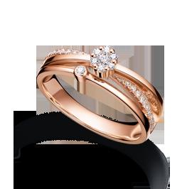 金伯利钻石戒指幸福之光