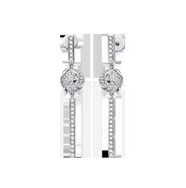 金伯利钻石结系列玩趣珠宝耳饰