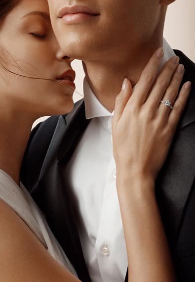 恒久·爱婚戒系列《钟情》推荐图